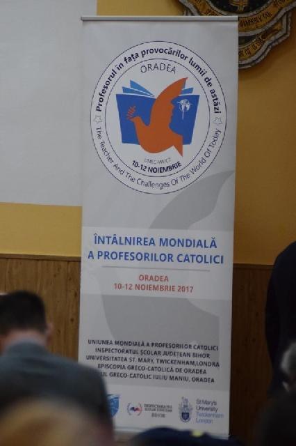 Întâlnirea Mondială a Profesorilor Catolici