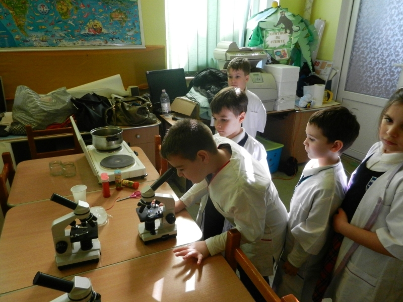 Laboratorul Științescu