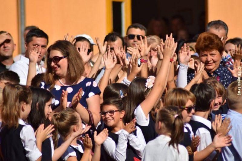 Deschiderea festivă a anul școlar 2017-2018