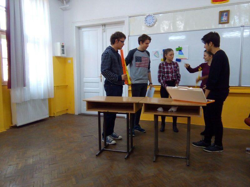 Facultatea de Stiinte Socio-Umane viziteaza școala noastră