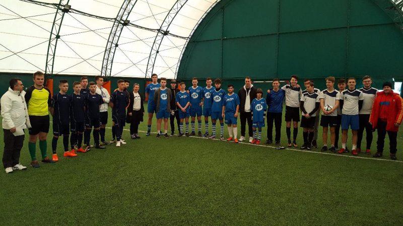 Proiect unitate si diversitate prin sport