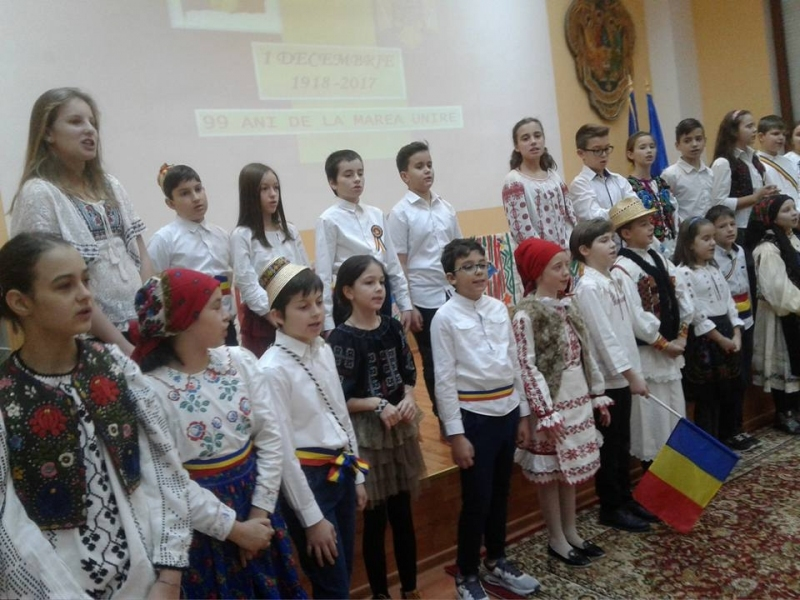 Iubim Romania! Activitate cu elevii claselor a IVa B, a III-aB ,a III-a C, a IIa C