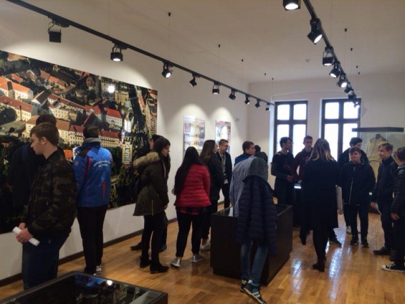 Vizită la Muzeul Cetății și Orașului Oradea