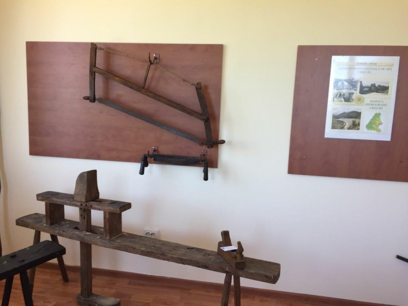 Vizită la Muzeul Apelor (Zerind, jud. Arad)