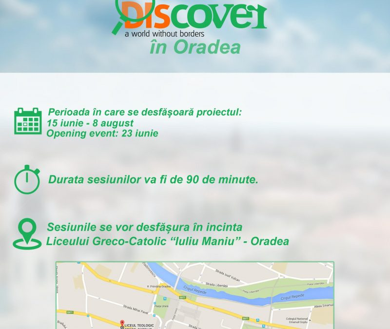 Proiectul Discover