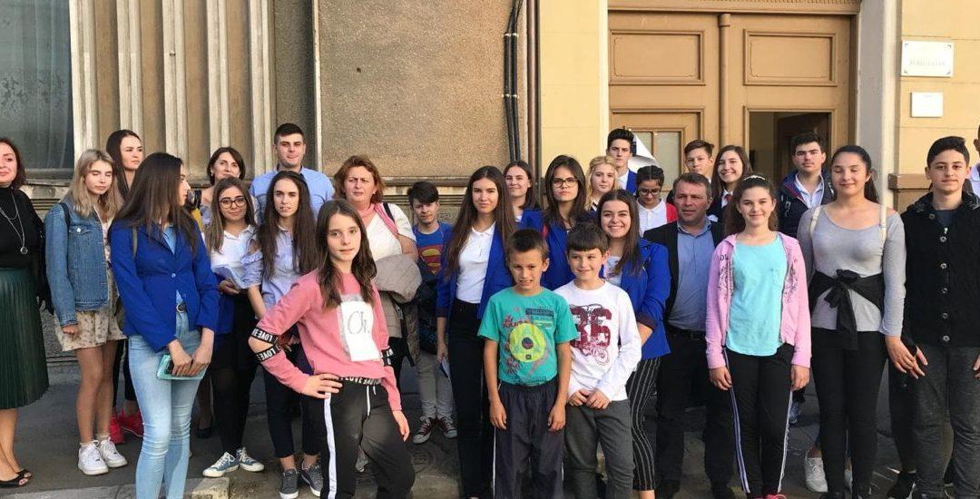 Adolescenții descoperă Oradea. Proiect educativ ce vizează completarea educației adolescenților