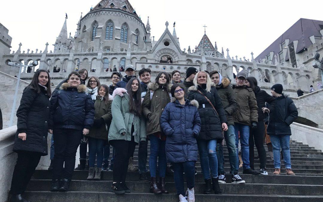 Budapesta în așteptarea Crăciunului