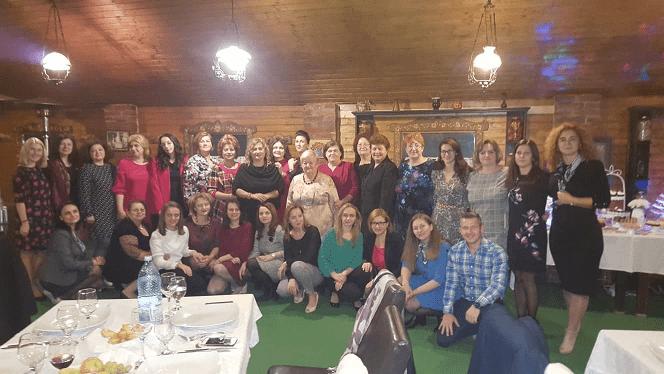 "Parteneriat Liceul Greco-Catolic ""Iuliu Maniu"" Oradea și Liceul Pedagogic  ""Nicolae Iorga"" Botoșani"