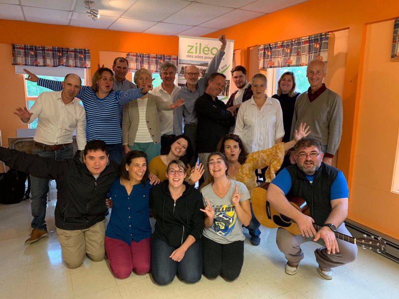 Sesiunede formare ZILÉOS, în Canada: Speranță pentru viitor în pastorația tinerilor