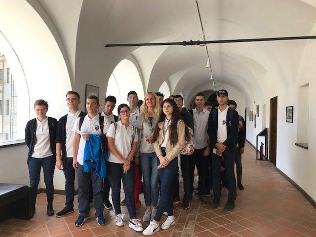 Lectii la Muzeul Cetatii si Orasului Oradea