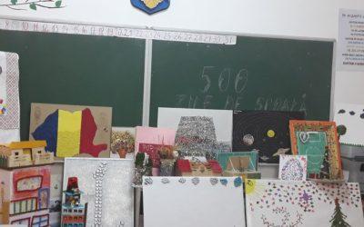 500 zile de şcoală