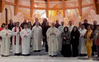 Ciofliceni, 22-24.11.2019: Întrunirea reprezentanţilor învăţământului catolic din România