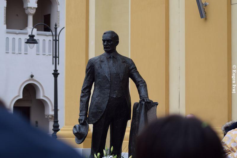 Comemorarea omului politic Iuliu Maniu (1873-1953)