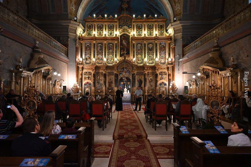 Vizita profesorilor din Niregyháza în Eparhia Greco-Catolică de Oradea
